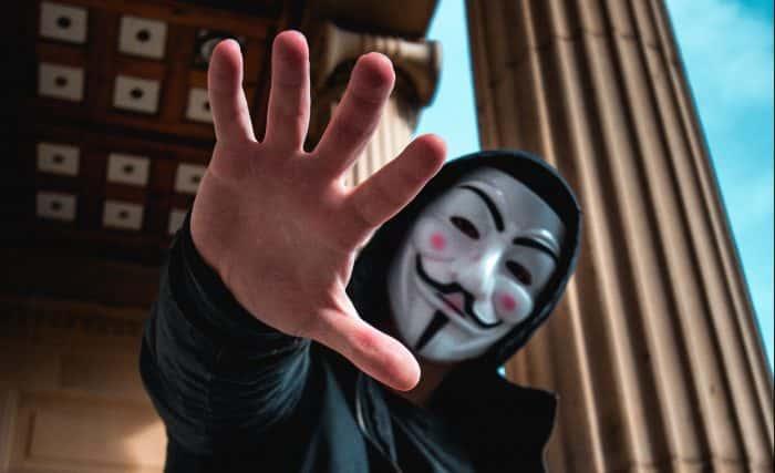 CyberForces cyberbezpieczeństwo anonymous